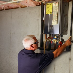 20% off installation of tankless water heaters