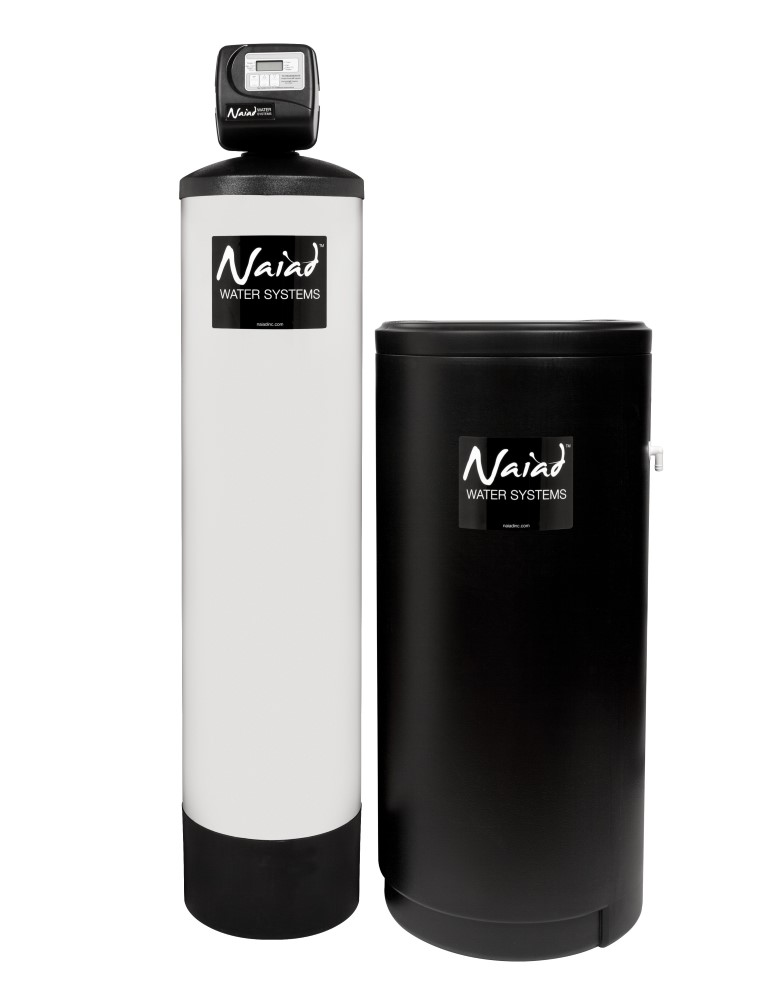 Naiad Whole-Home Water Softener