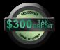 $300 Tax Credit