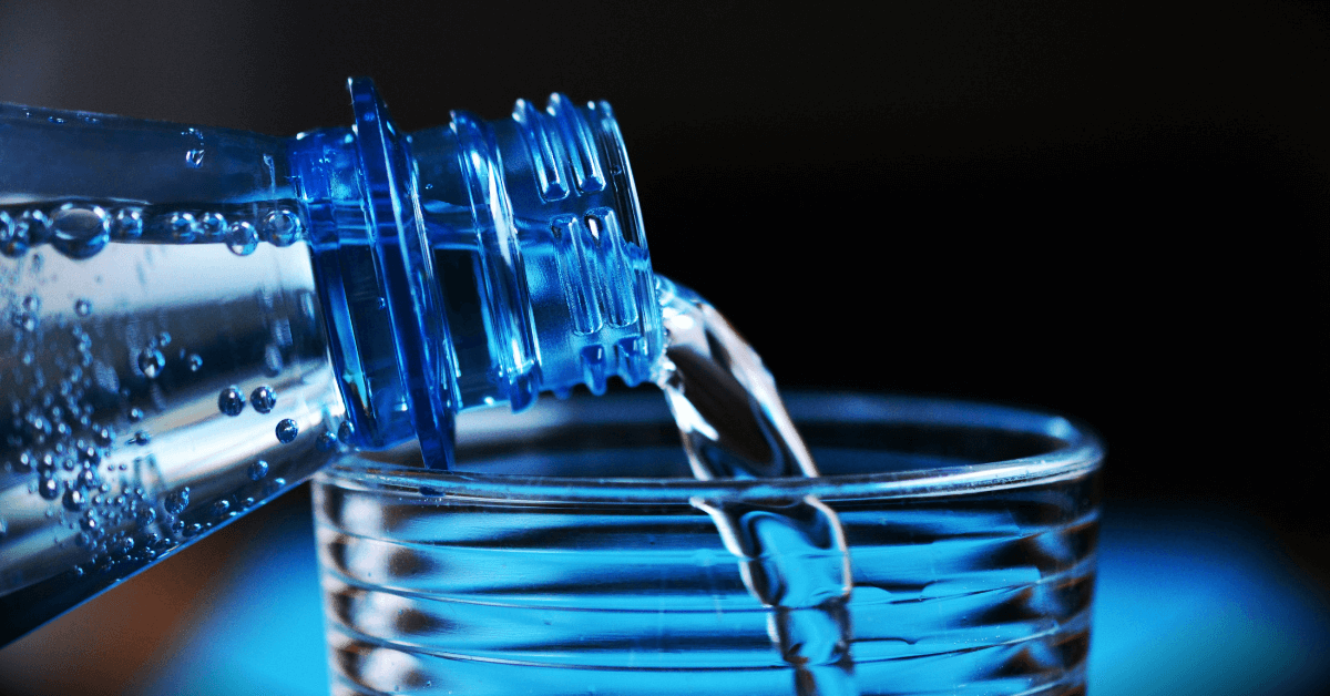 microplastics found in bottled water