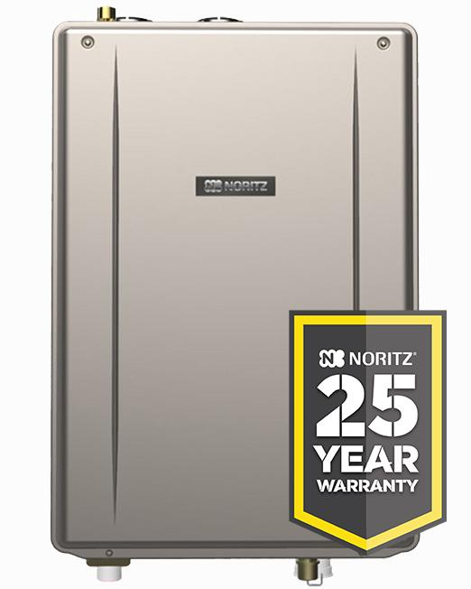 Noritz EZ98 Tankless Water Heater San Diego
