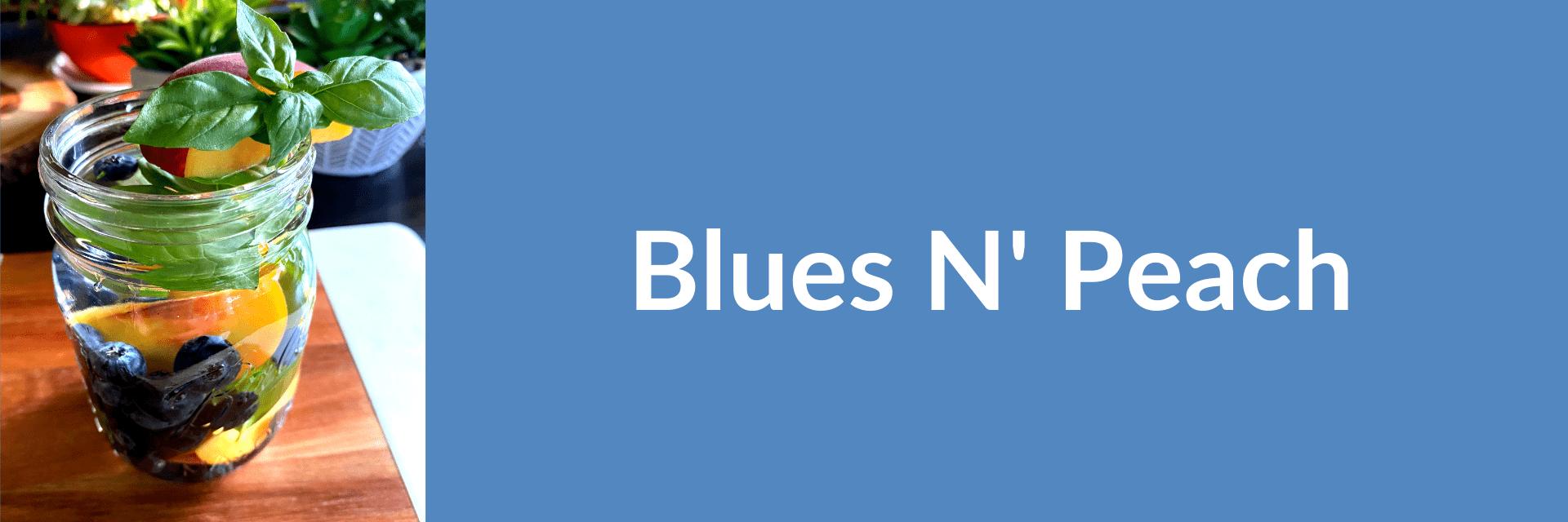 Blues N' Peach