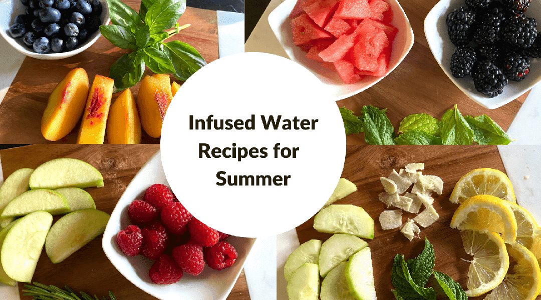 Cool Down with These Refreshing Infused Water Recipes