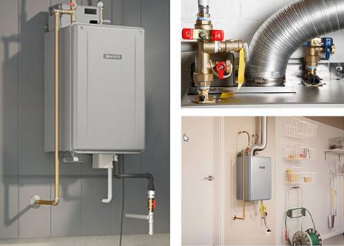 noritz tankless water heaters